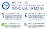 Top Ten Social Media Tips